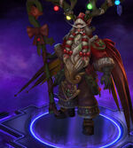 Malfurion - Greatfather Winter - Naughty