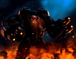 Blaze Heroes Art1