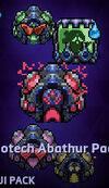 Emojis - Xenotech Abathur 2