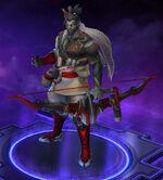 Hanzo - Master Assassin - Demon