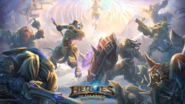 Hots echoes of alterac background