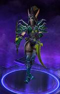 Valeera - Bloodfang - Emerald