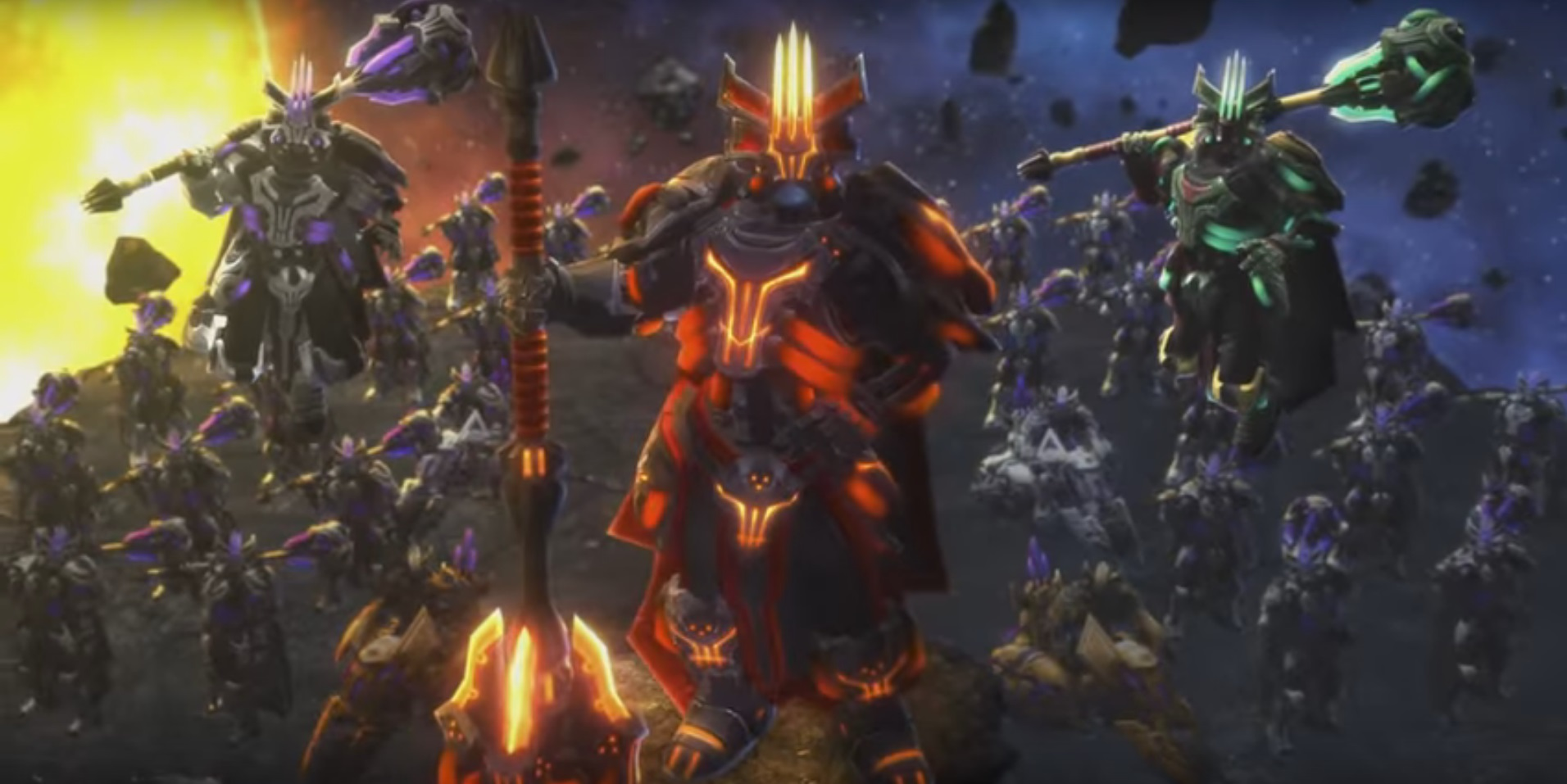 Eternal empire heroes of the storm wiki fandom powered - Heroes of the storm space lord leoric ...