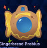 Spray - Gingerbread Probius
