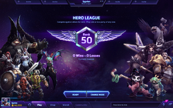 Hero League