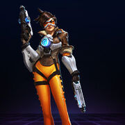 Tracer - Hero - Heroes of the Storm