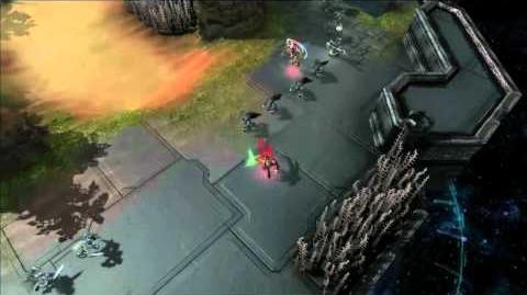 DotA Environment 2 - Lane