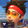 Portrait - Track and Field Tracer