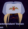 Spray - Commandant Varian Icon