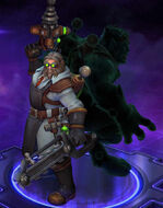 Greymane - Doctor Wolf and Stein