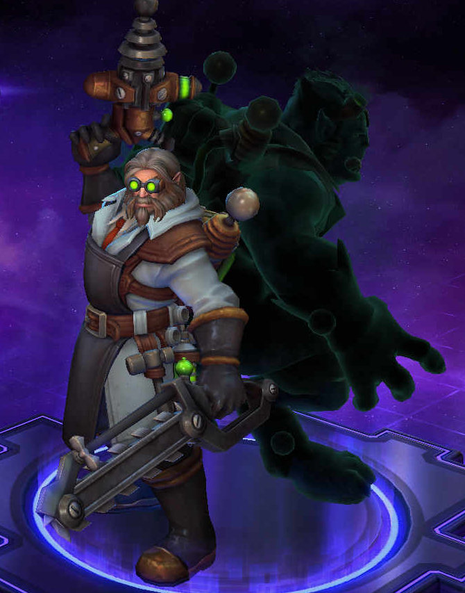 image greymane doctor wolf and heroes of the storm wiki fandom powered by wikia. Black Bedroom Furniture Sets. Home Design Ideas
