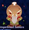 Spray - Gingerbread Samuro