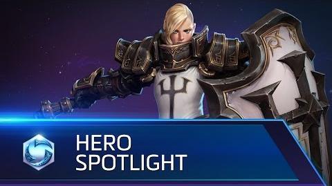 Johanna Spotlight – Heroes of the Storm