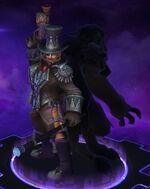 Greymane - Ringmaster - Human - Darkmoon