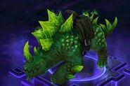 Elemental Lizard - Green