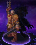 Greymane - Lord of the Worgen - Human