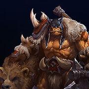 Rexxar - Hero - Heroes of the Storm