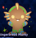 Spray - Gingerbread Murky
