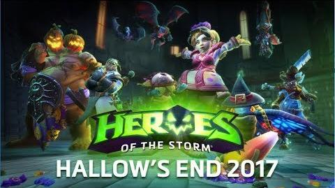 Hallow's End 2017 – Heroes of the Storm