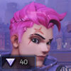 Portrait - Overwatch Zarya