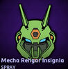 Spray - Mecha Rehgar Insignia