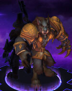 Greymane - Hunter - Worgen