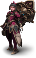 Orphea - HORC Regal - Heroes of the Storm