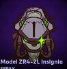 Spray - Model ZR4-2L Insignia