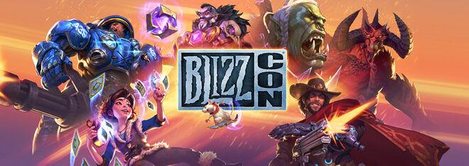 BlizzCon 2018 splash