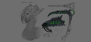 MechaStorm - Abathur Concept 02