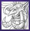 Troll Portrait