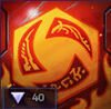 Portrait - Emblem - Blaze