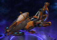 Spectre Phantom - Orange