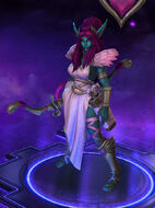 Tyrande - Love Goddess - Lost