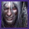 W3 Death Knight Arthas Portrait