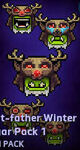 Emoji - Great-father Winter Rehgar 1