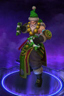 Kharazim - Winter Veil - Evergreen