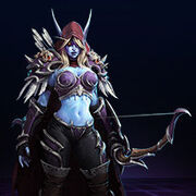 Sylvanas - Hero - Heroes of the Storm