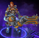 Zarya - Thunderguard - Citrine