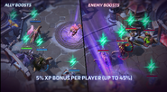 Boosts effect - Heroes of the Storm