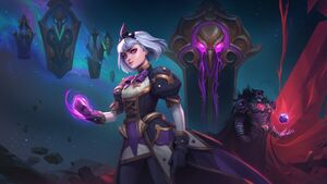 Orphea art - Heroes of the Storm