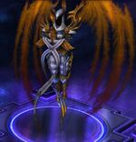 Auriel - Demonic - Orange