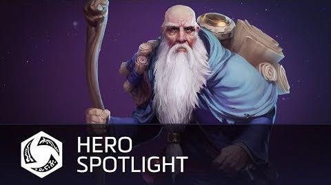 Heroes of the Storm- Deckard Cain - Hero Spotlight