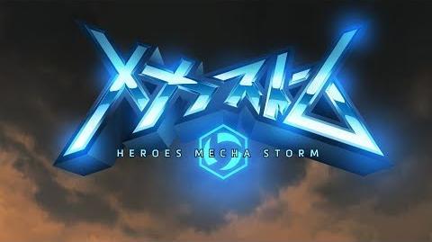 MechaStorm – Heroes of the Storm