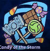 Sprays - Candy of the Storm