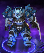 Rehgar - Mecha - Custom