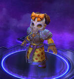 Chromie - Creepy - Dottie