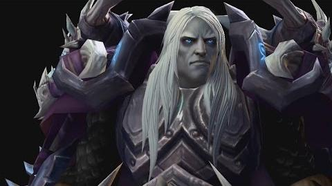 Heroes of the Storm - Frost Wyrm Arthas and Big Top Gazlowe Trailer