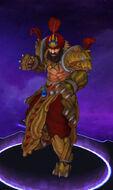 Kharazim - Tiger - Bronze