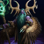 Malfurion - Hero - Heroes of the Storm